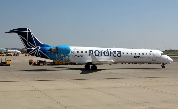 самолет nordica